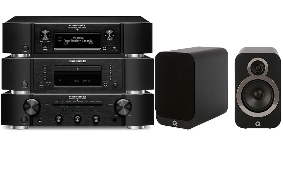 Marantz PM6006 + CD6006 + NA6006 + Q3020i - 28545