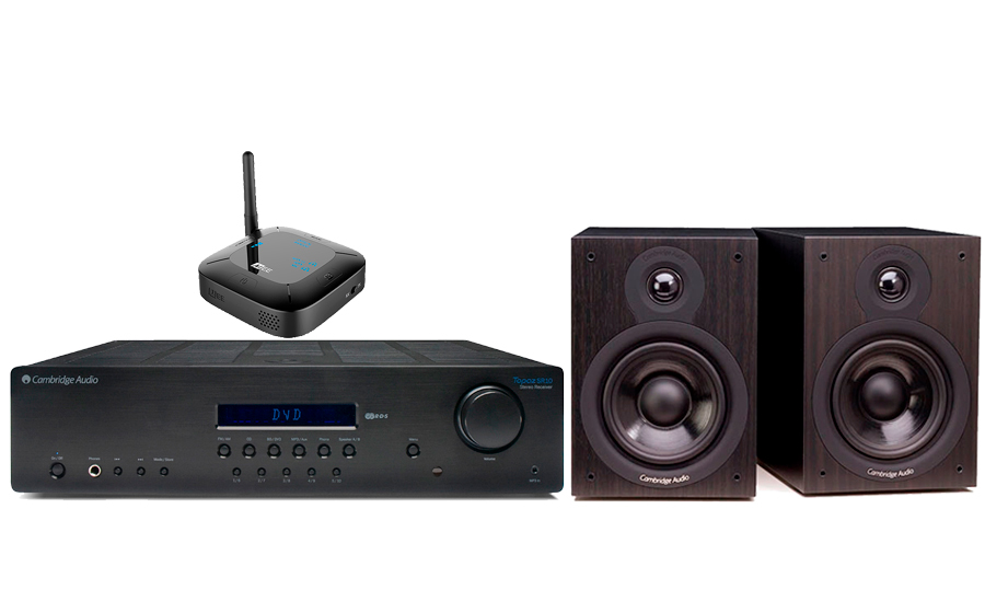 Cambridge Audio TOPAZ SR10+SX50+CONNECT HUB  - 28630