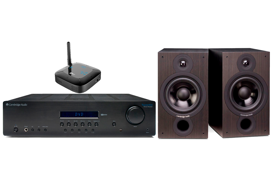 Cambridge Audio TOPAZ SR10+SX60+CONNECT HUB - 28631