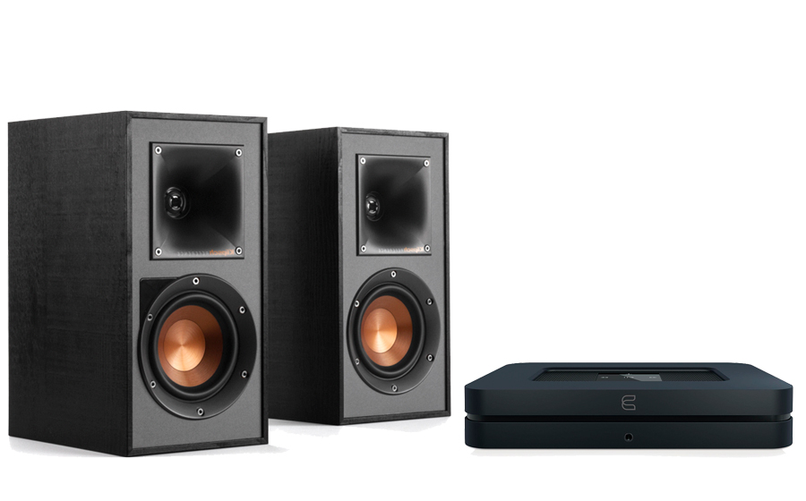 Klipsch R-41PM + NODE 2i - 28679