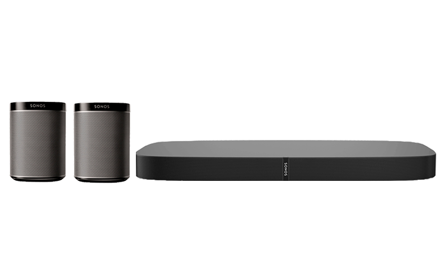 Sonos PLAYBASE + PLAY 1 - 28685