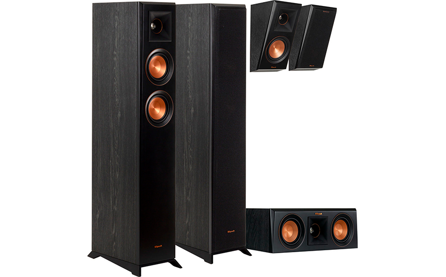 Klipsch Reference Premiere RP-4000F HCS 5.0 - 28761