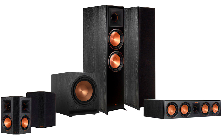Klipsch Reference Premiere RP-8000F HCS 5.1 - 28780