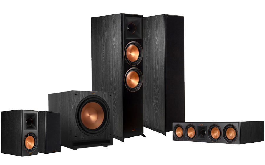 Klipsch Reference Premiere RP-8060FA HCM 5.1.2 - 28782