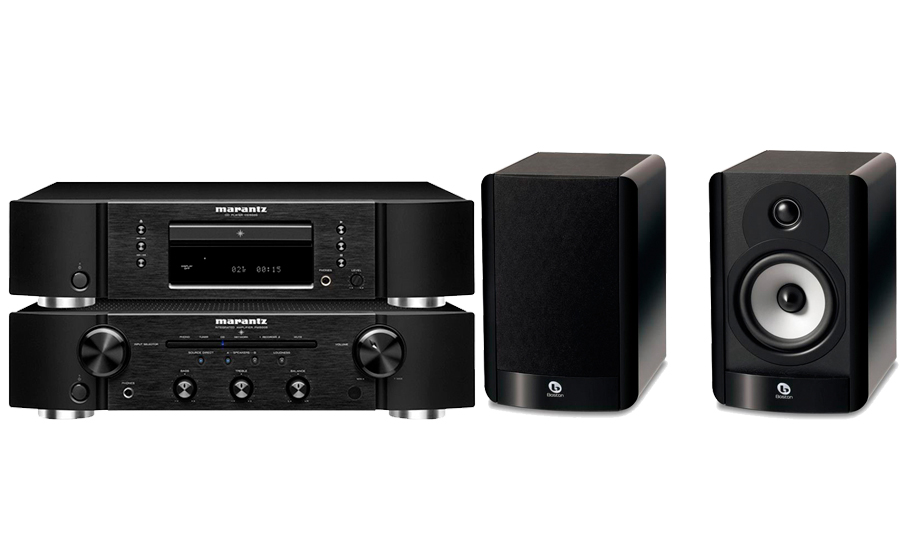 Marantz PM5005 + CD5005 + A26 - 28807