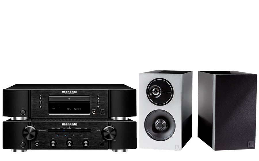 Marantz PM5005 + CD5005 + D7 - 28808