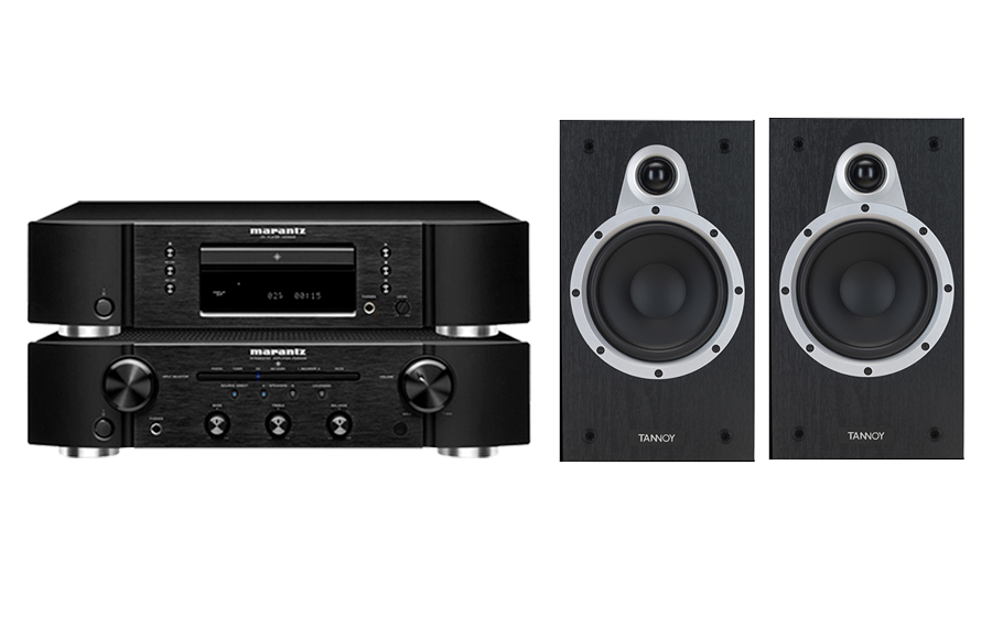 Marantz PM5005 + CD5005 + Eclipse One - 28810