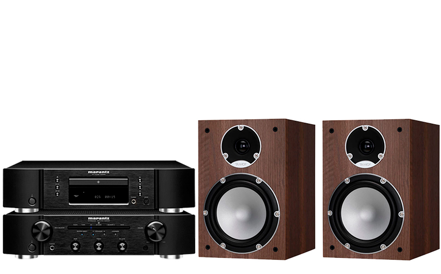 Marantz PM5005 + CD5005 + Mercury 7.2 - 28812