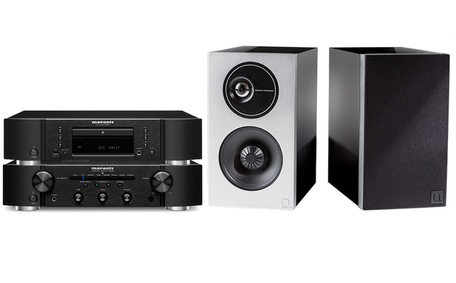 Marantz PM6006 + CD6006 + D7 - 28818