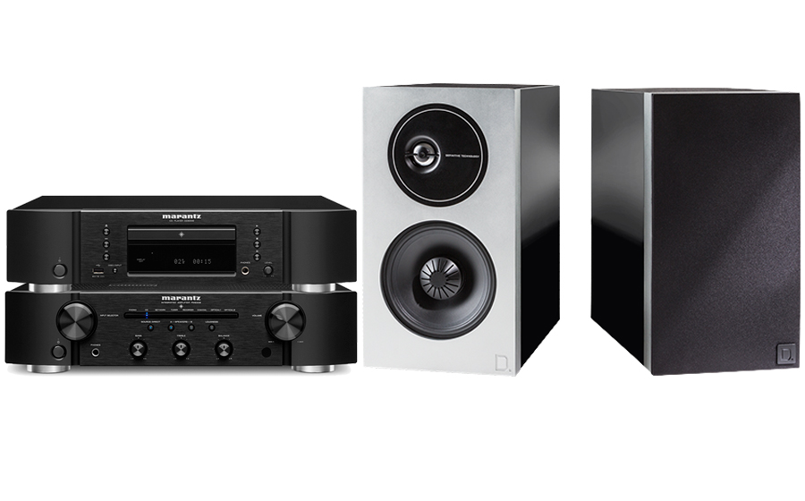Marantz PM6006 + CD6006 + D9 - 28819