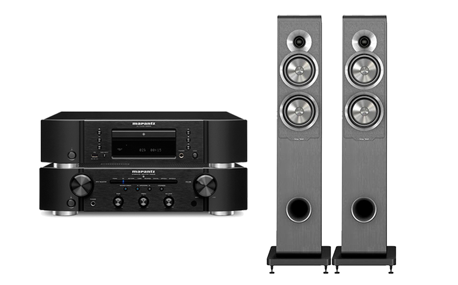 Marantz PM6006 + CD6006 + Principia 5 - 28821