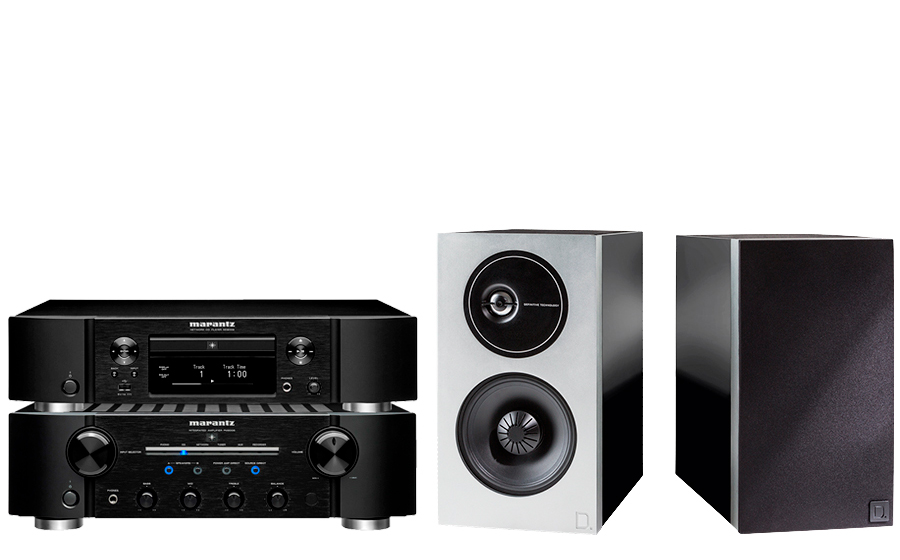 Marantz PM8006 + ND8006 + D9 - 28854