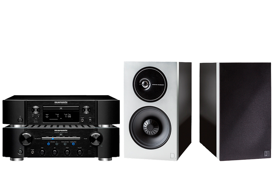 Marantz PM8006 + ND8006 + D11 - 28855