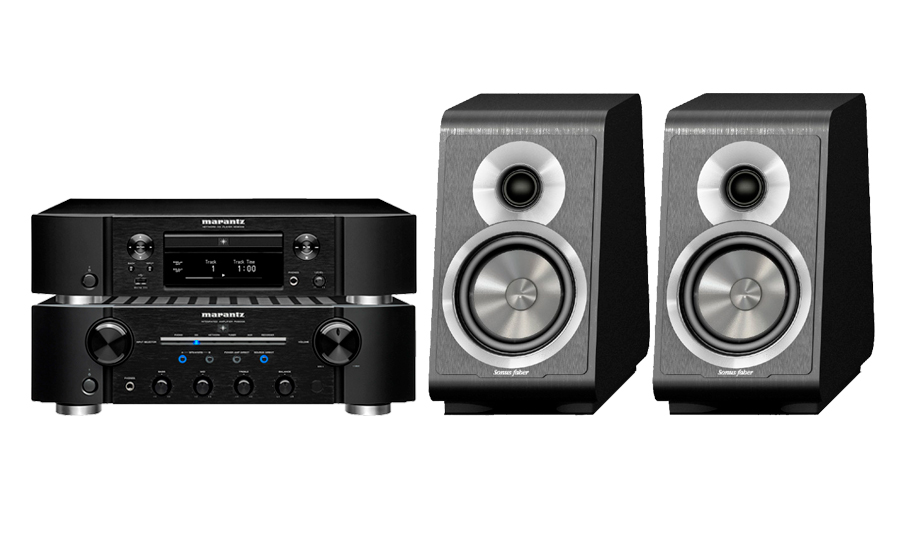 Marantz PM8006 + ND8006 + Principia 3 - 28858