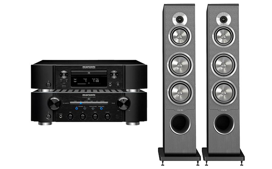 Marantz PM8006 + ND8006 + PRINCIPIA 7 - 28860