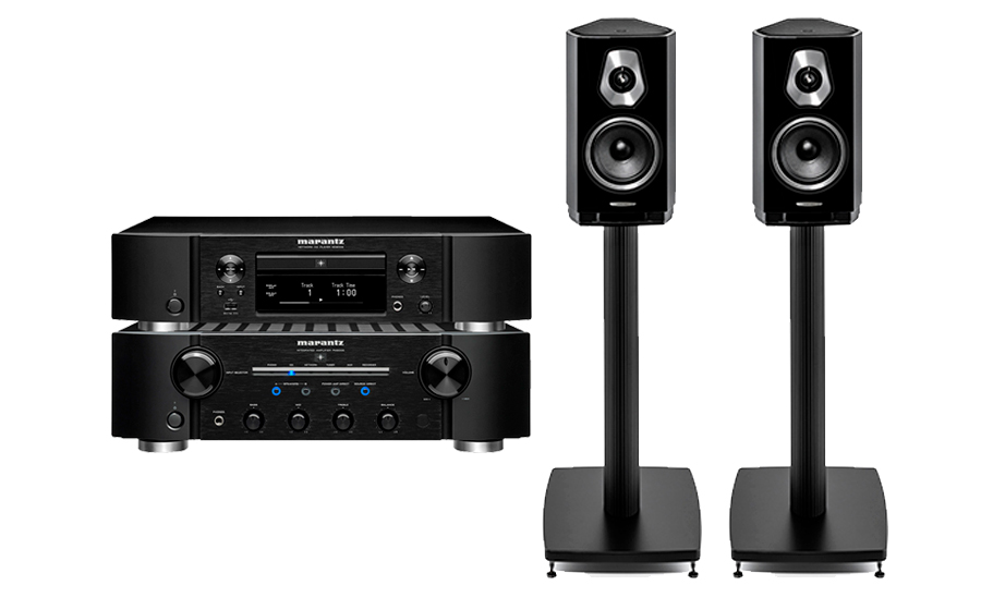 Marantz PM8006 + ND8006 + SONETTO I - 28861