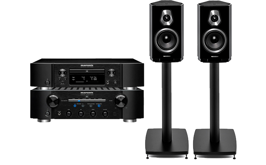 Marantz PM8006 + ND8006 + SONETO II - 28862