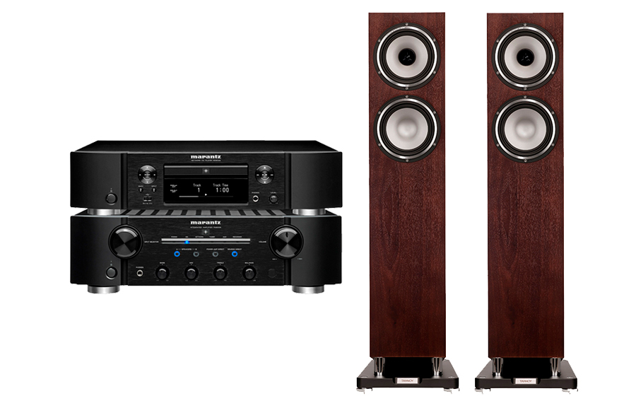 Marantz PM8006 + ND8006 + Revolution XT 6F - 28864