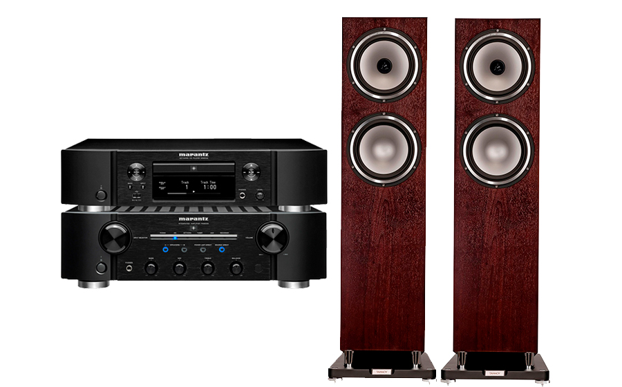Marantz PM8006 + ND8006 + Revolution XT 8F - 28865