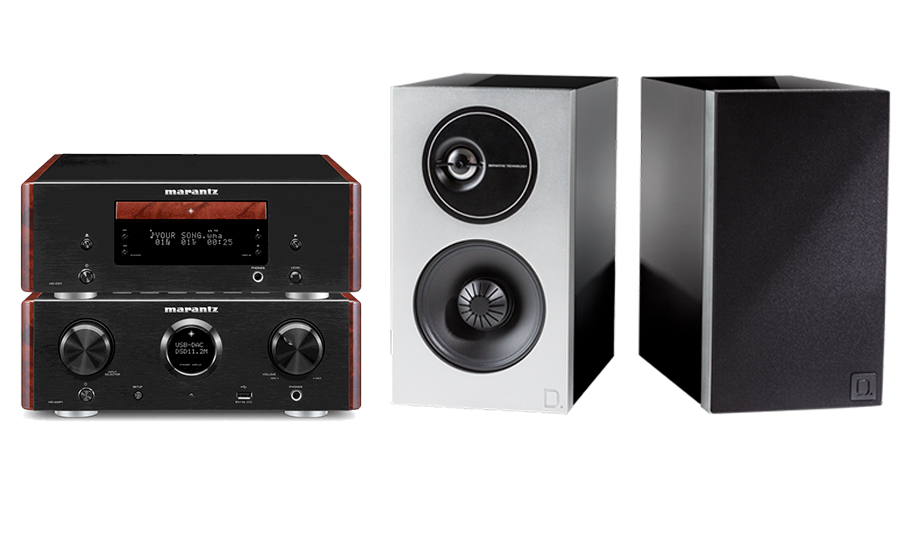 Marantz HD-CD1 + HD-AMP1 + D7 - 28869