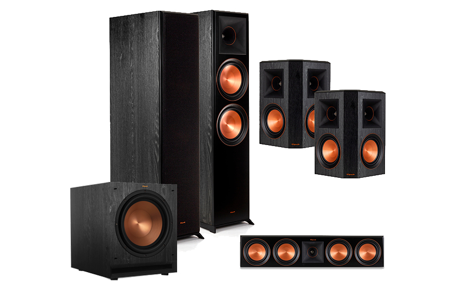 Klipsch RP-8000 Home Theater System - 29049