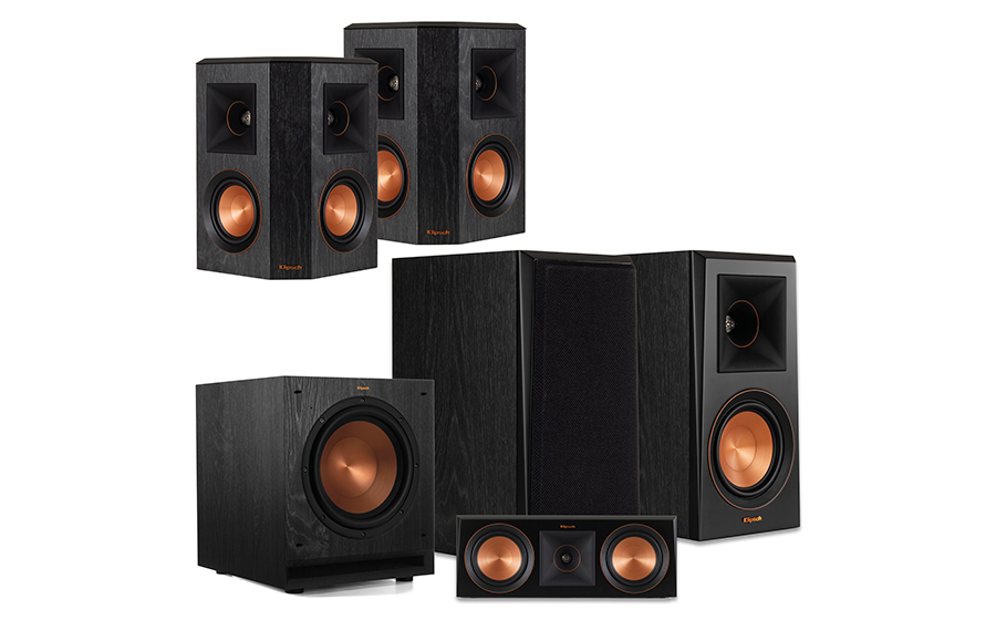 Klipsch RP-500 Home Theater System - 29053