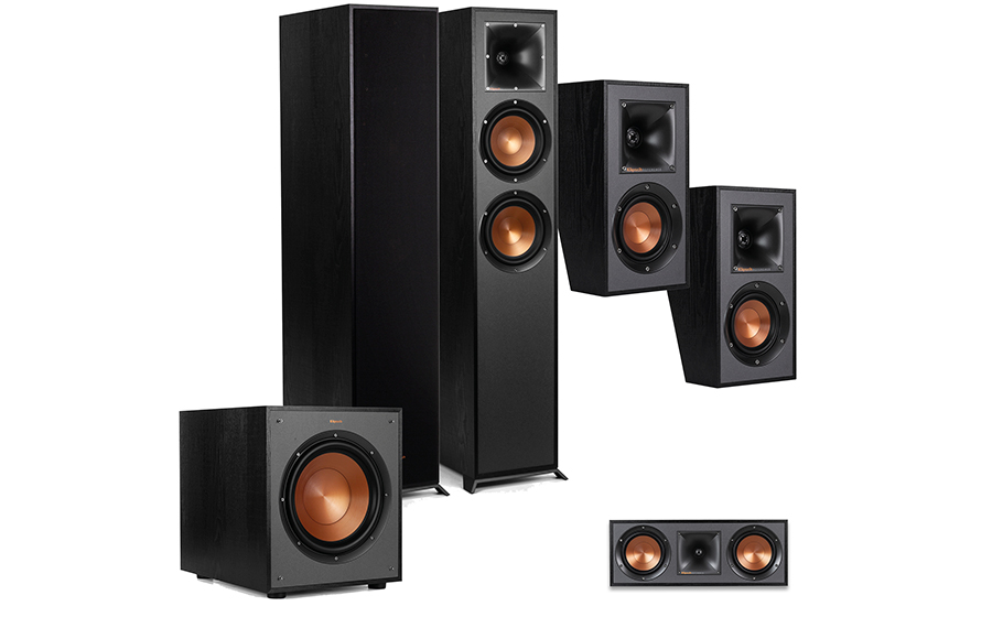 Klipsch R-620F Home Theater System  - 29055
