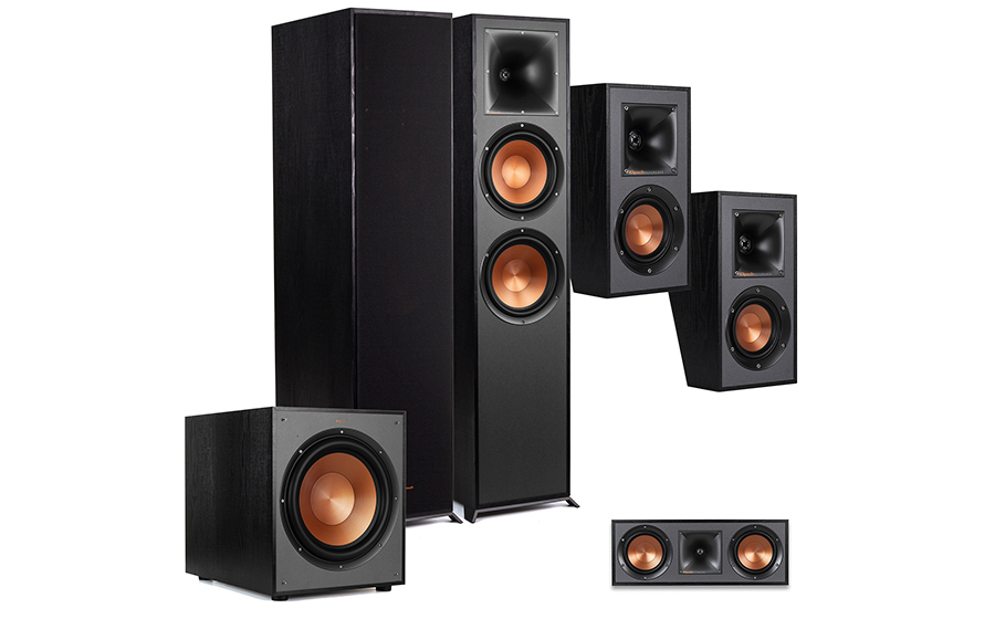 Klipsch R-820F Home Theater System - 29056