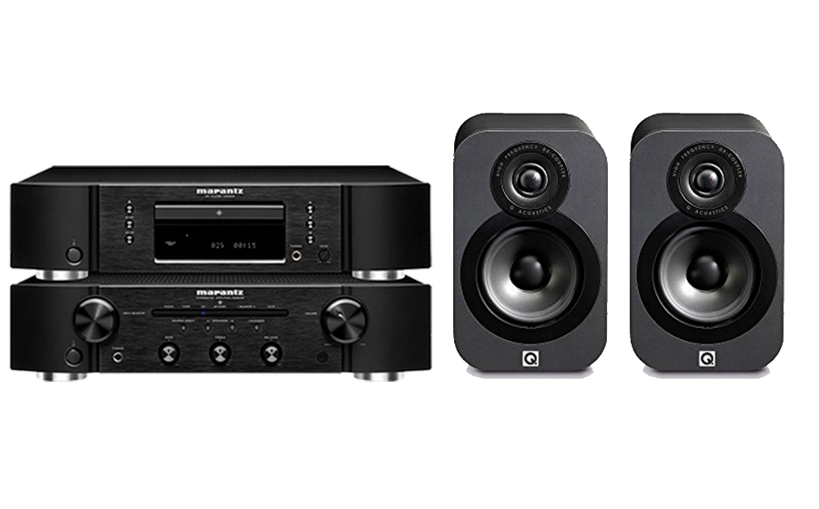 Marantz PM5005 + CD5005 + 3010 - 29202