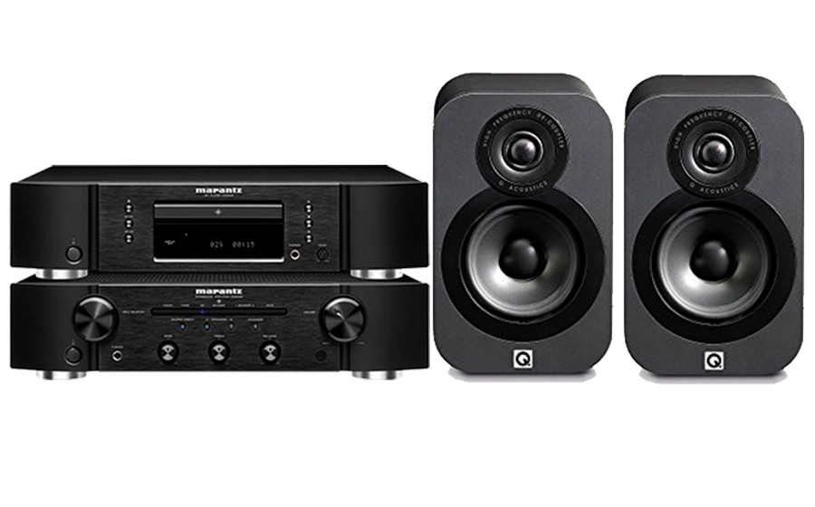 Marantz PM5005 + CD5005 + 3020 - 29203
