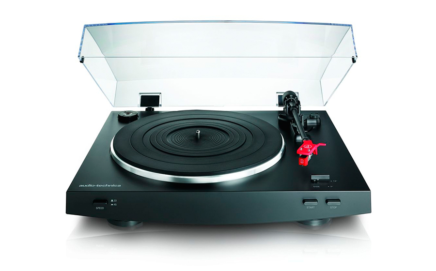 Audio-Technica AT-LP3 + AT-VM95EN - 29306