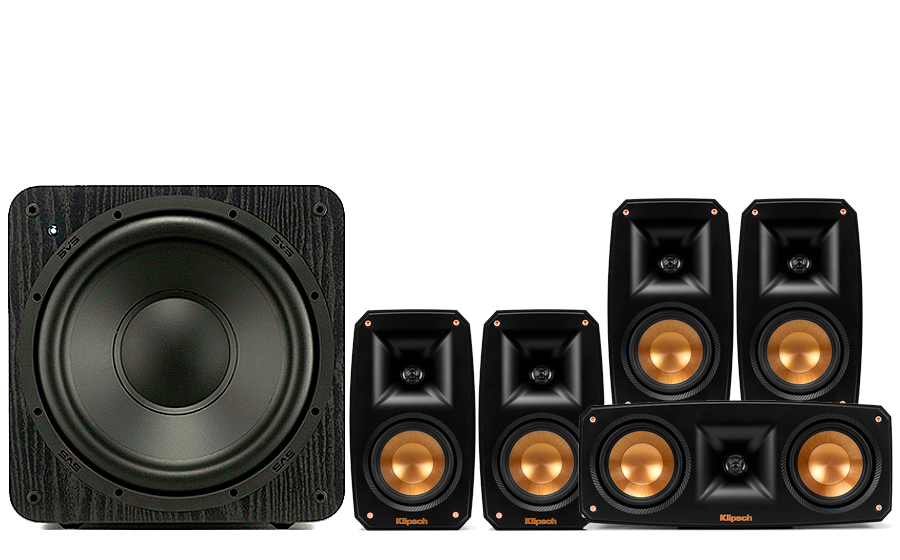 Klipsch REFERENCE THEATER PACK + SB-1000 - 29368