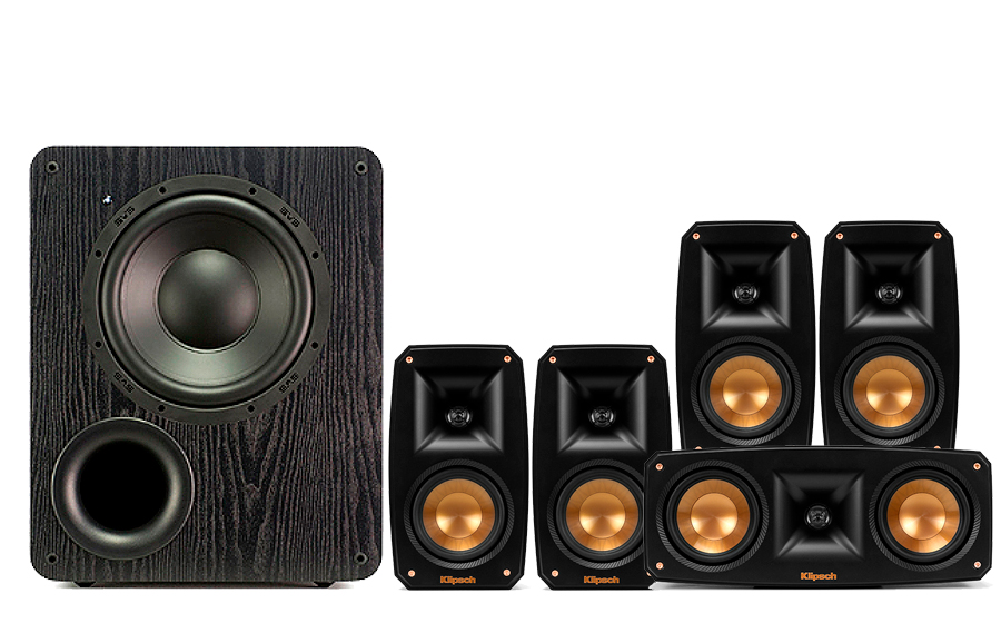 Klipsch REFERENCE THEATER PACK + PB-1000 - 29369