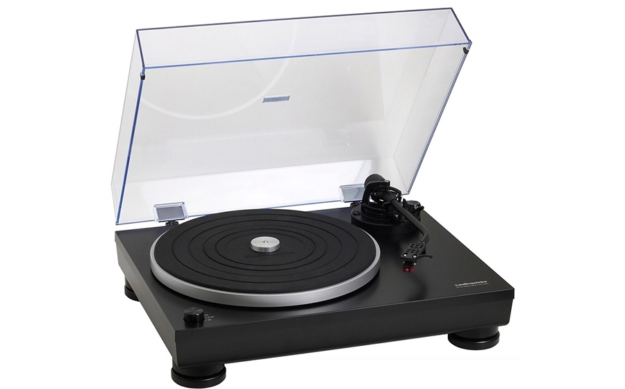 Audio-Technica AT-LP5 + AT-VM95SH - 29636