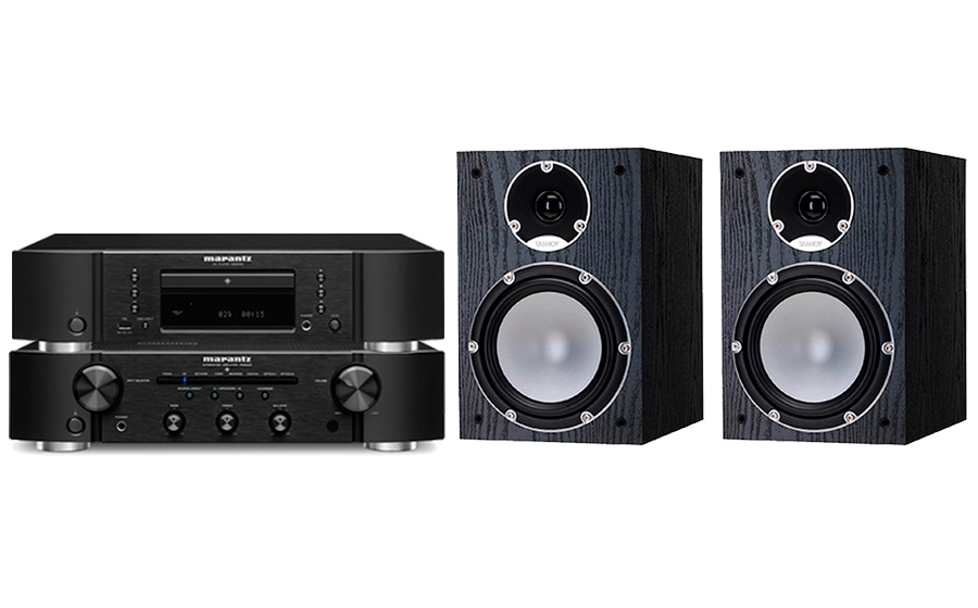 Marantz PM6006 + CD6006 + Mercury 7.1 - 29701
