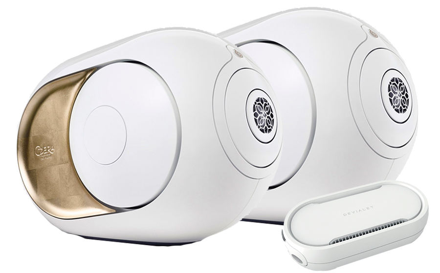 Devialet Gold Phantom Opéra Paris Duo - 29991