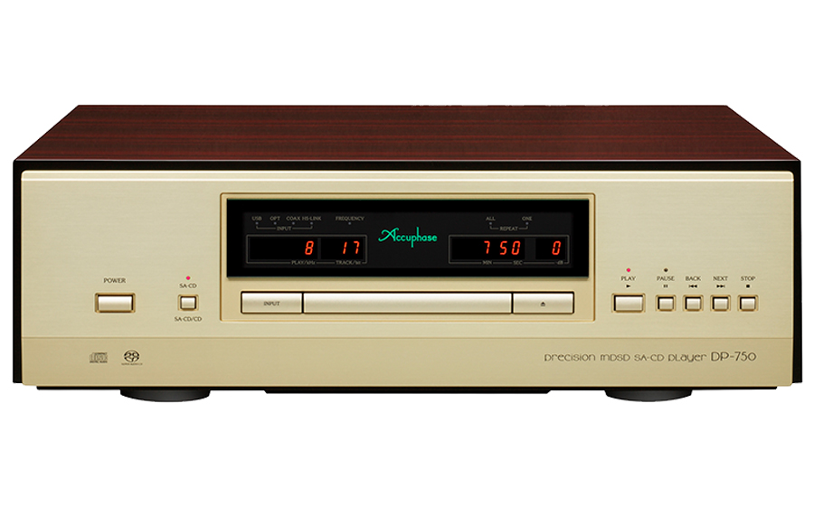 Accuphase Japan DP-750 - 30084