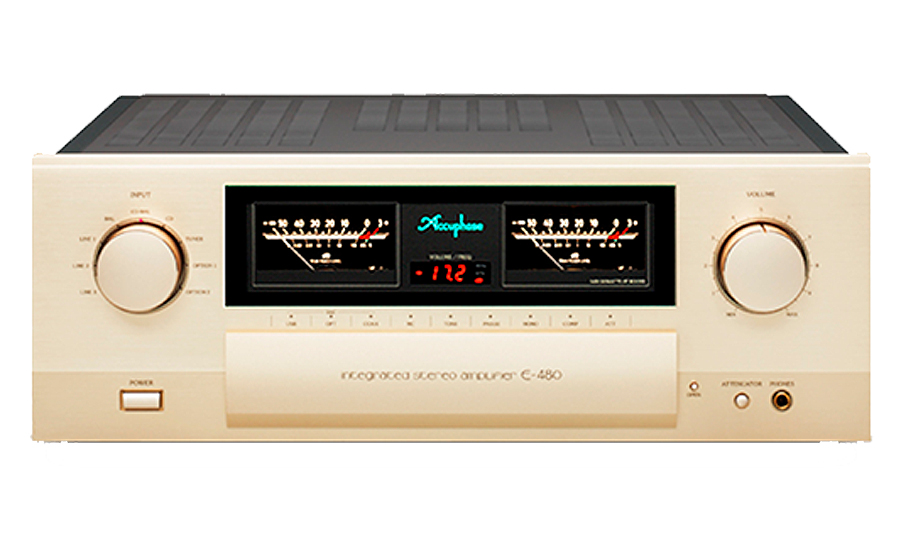 Accuphase Japan E-480 - 30086
