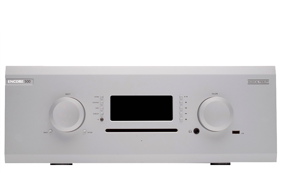 Musical Fidelity M8 ENCORE 500 - 30419