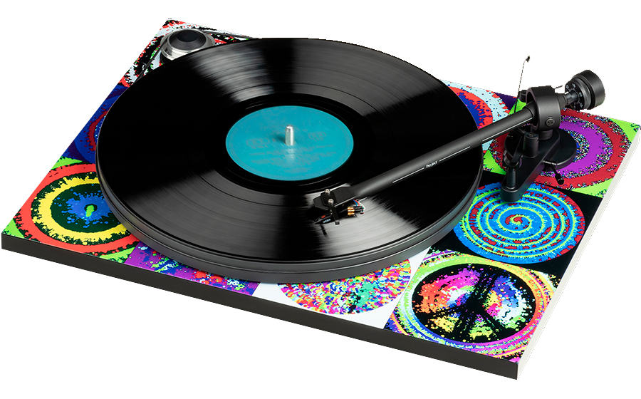 Pro-Ject Ringo Starr Peace And Love  - 30546
