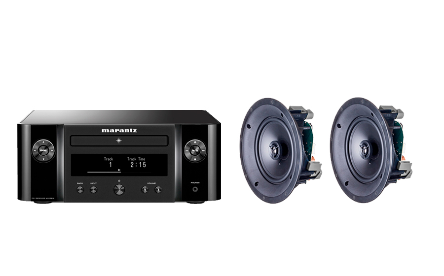 Marantz Melody X MCR612 + PACK 2 ML-60i - 30622