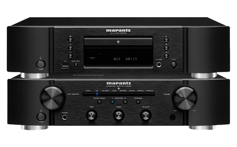 Marantz PM6006 + CD6006 - 30692