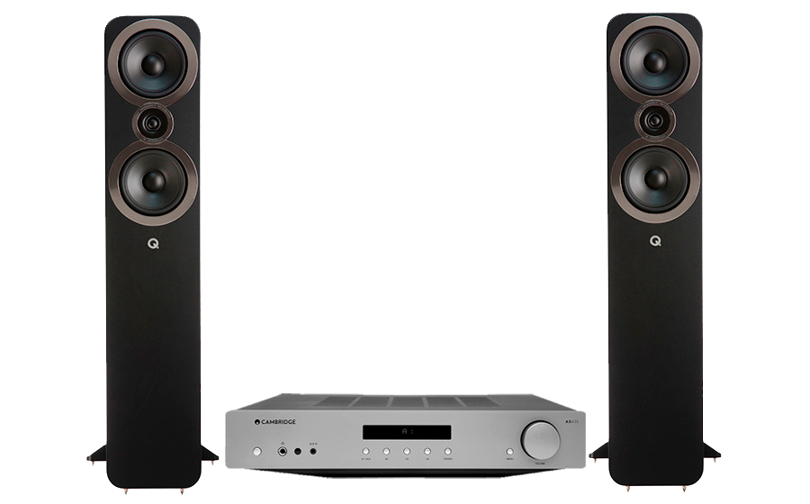 Cambridge Audio AXA35 + Q3050i - 32050