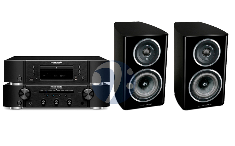 Marantz PM6006 + CD6006 + Diamond 11.1 - 32351