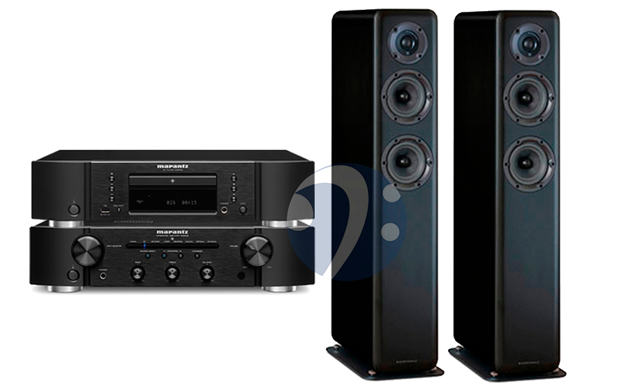 Marantz PM6006 + CD6006 + D330 - 32353