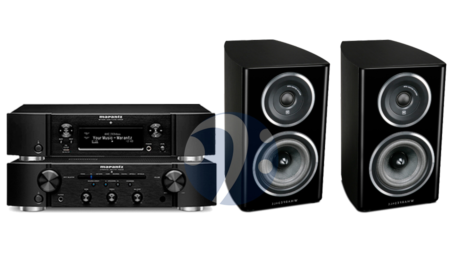 Marantz PM6006 + NA6006 + Diamond 11.1 - 32355