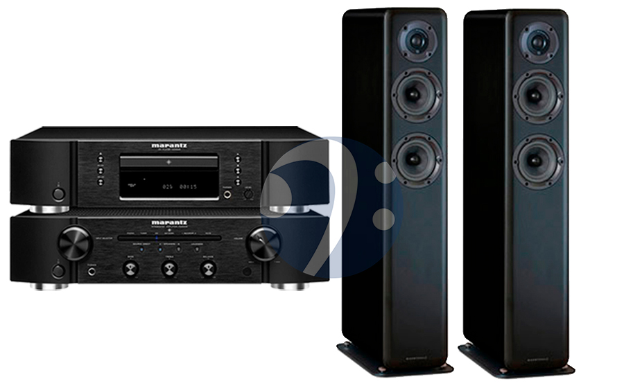 Marantz PM5005 + CD5005 + D330 - 32358