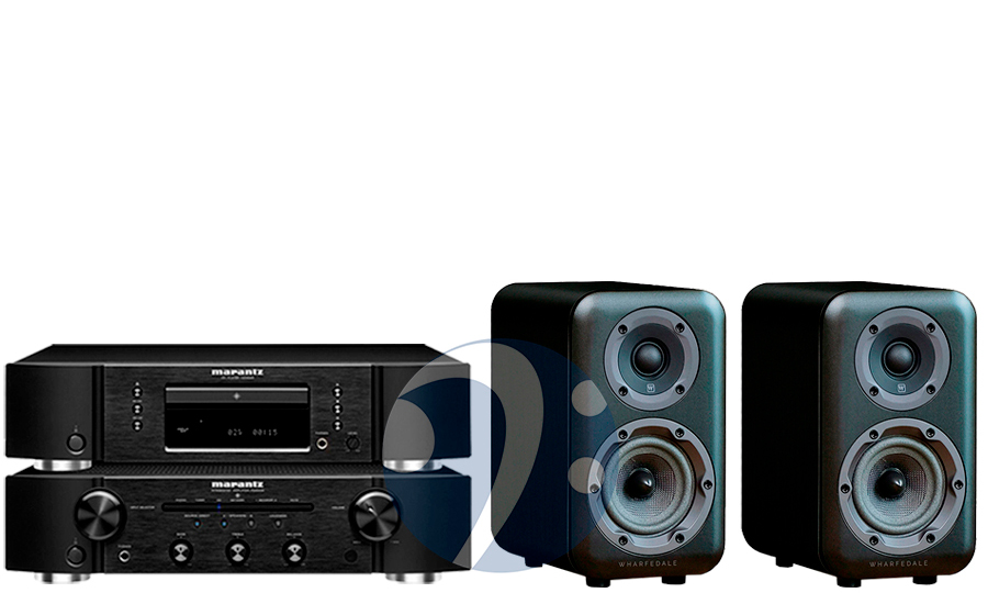 Marantz PM5005 + CD5005 + D320 - 32359