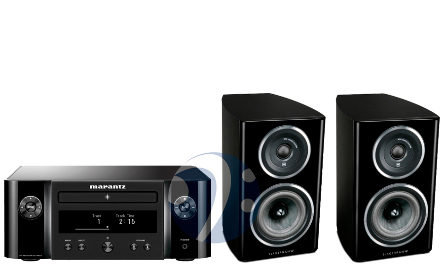 Marantz Melody X MCR612 + Diamond 11.1 - 32363