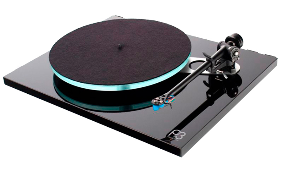 Rega Planar 3 + AT-OC9XSH - 32690